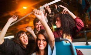 party bus dance