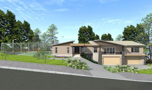 2 Storey Plenty - Final Image Front View