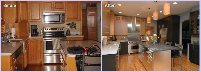 Renovations additions and alterations building guide for Kitchen remodel ideas before and after