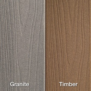 fiberon classic composite decking granite timber instock sale