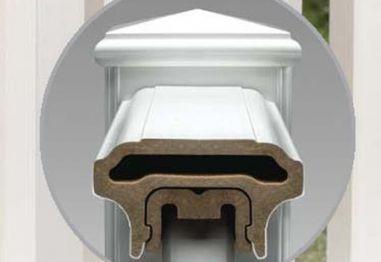 Azek Rail In Stock Composite Deck Railing Discount Sale