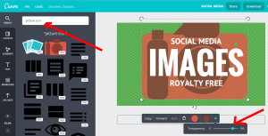 Create Social Media Images
