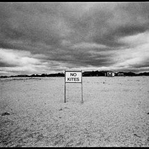 No Kites, NY, ©David Carol
