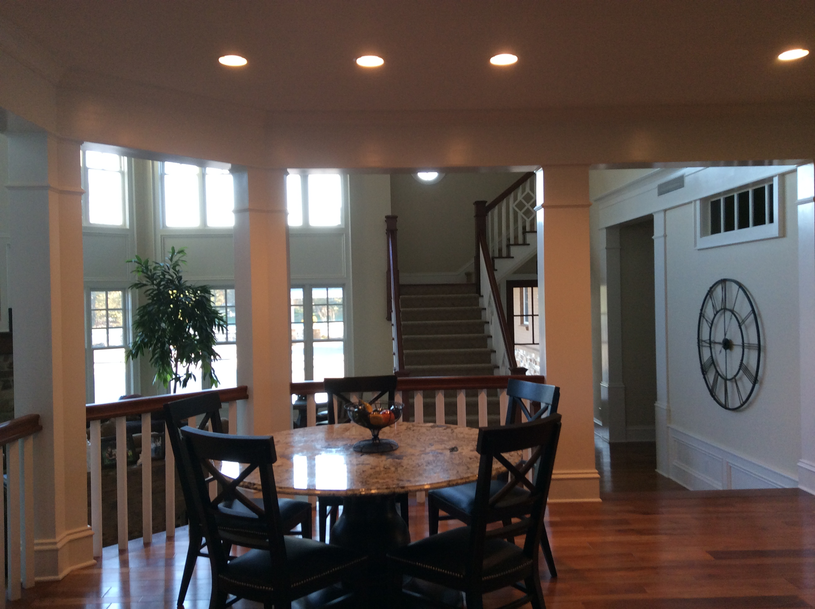 Indianapolis Custom Interior Hamilton Homes