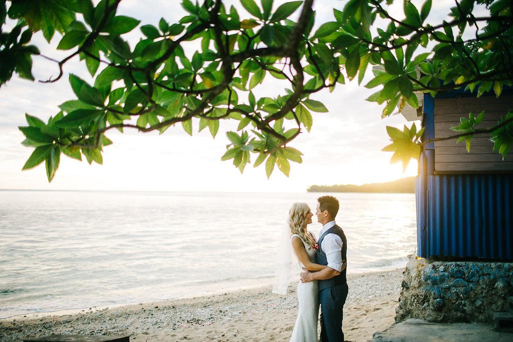 Brad & Melissa —Warwick Fiji Wedding