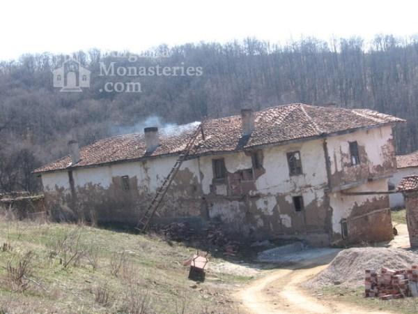 Гигински манастир преди реформите