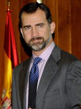 46-годишният испански принц Фелипе (Felipe, Prince of Asturias, Felipe Juan Pablo Alfonso de Todos los Santos de Borbón y de Grecia) е отгледан с една единствена цел - да стане крал на Испания. Фелипе VI-ти ще бъде името, което ще приеме новият крал на Испания, който е роден на 30 януари 1968 г. в Мадрид.