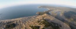 Аркутино - прилича ли ви на брега между Малибу и Вентура, Калифорния. Вечната България видяна от Високо на фона на вечния Рок в Небесата! Места, които сте видяли, там долу на земята, една несравнима гледка там горе! Но и места на страна с велика история, за които дори може би и не сте чули!