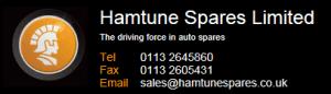 Hamtune Logo