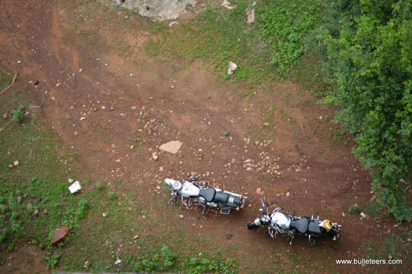 Bulleteers ride to Deogarh, near Lalitpur, Uttar Pradesh to visit the Dasavtar temple, Deogarh fort, Jain temples and Betwa ghats