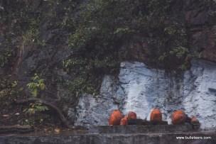 the gods discussing something at kanher jhiri