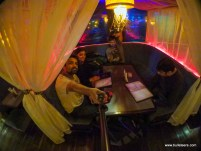 At Live and Loud cafe in Gangtok Sikkim