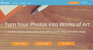 How to Use Fotojet Editor to Modify Your Photo into Art Work