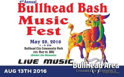 "May 28th – Music Fest ""Bullhead Bash"""