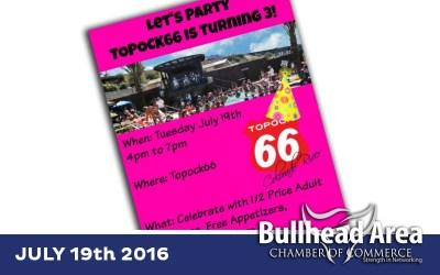 Topock 66 Birthday Celebration