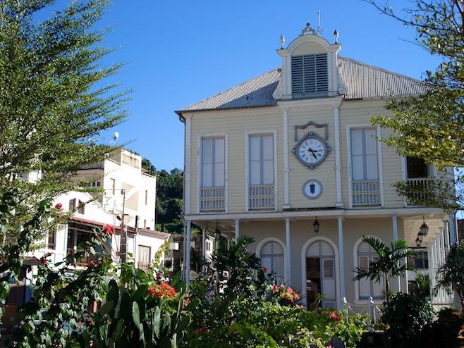 Mart S. Pierre Town