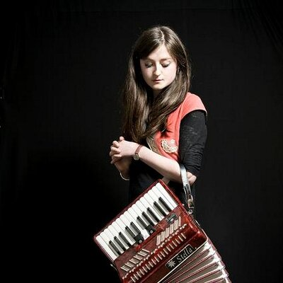 Musician Gwendolen Chatfield,  April Artist In Residence At Bunnell