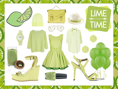 Limetime Its Lime Time...