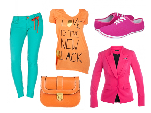 colorblocking Frhlingstrends mit Def Shop