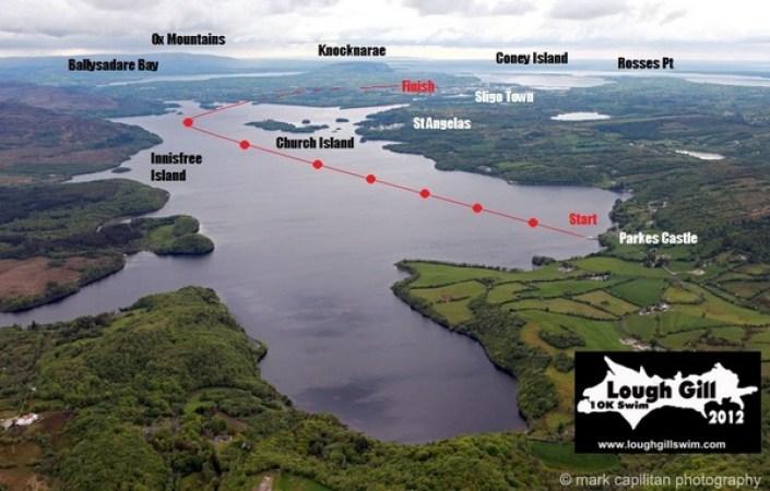 Lake isle of Innisfree,