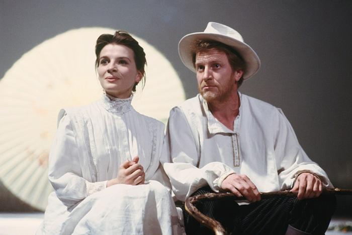 Antigone at the Barbican, with Juliette Binoche