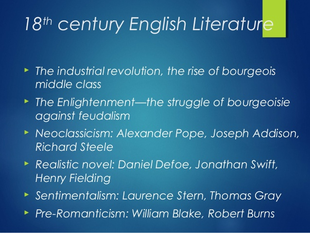 Rise of English: Liberal Humanism
