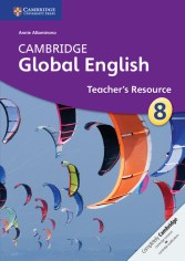 Cambridge-Global-English-Teacher's Resource 8