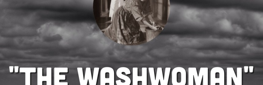 Washwoman by Isaac Bashevis Singer