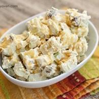 snickers salad recipe