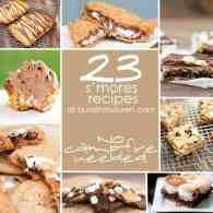 s'mores recipes