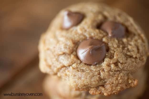 graham cracker chocolate chip cookies