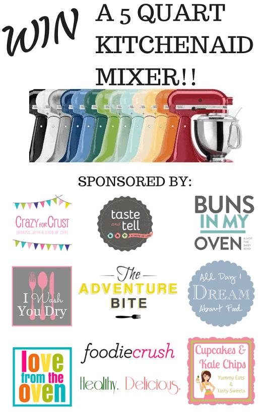 mixer giveaway