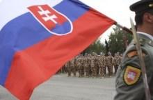 Soldati delle Forze Armate Slovacche