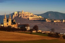 Spisske Podrhadie e Castello di Spis