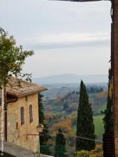 San Gimignano casa