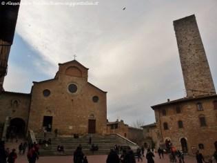 San Gimignano chiesa collegiata