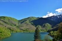 Vagli Sotto - Panorama sul Lago di Vagli