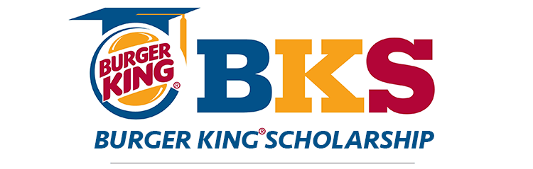 Burger King Scholarship 2015