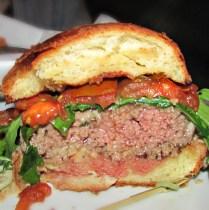 Inside Bo's Burger