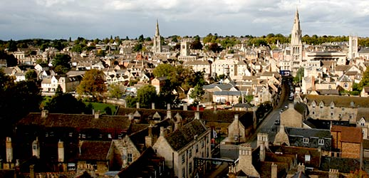 Visit beautiful Stamford