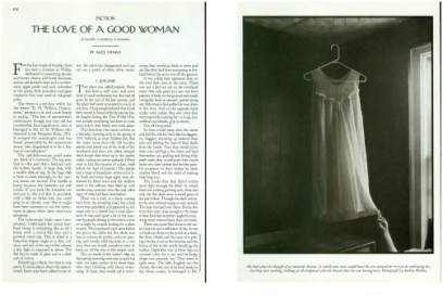 The New Yorker Pages, December 1996