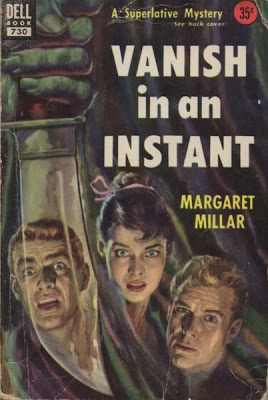 Vintage Margaret Millar Vanish in an Instant
