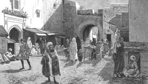 Morocca Gallant
