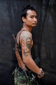 Freedom fighter of Kawtoolie
