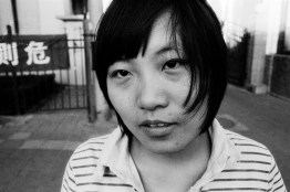 Girl from Shandong, Beijing 2009.