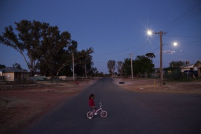 The end of the day in Wilcannia. David Maurice Smith/Oculi.