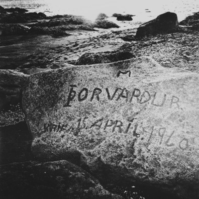 """Thorvardur wrote, 15 April 1960."""