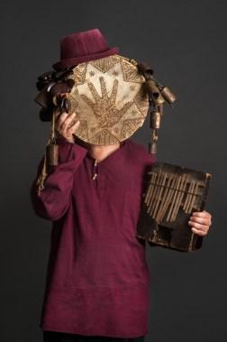 Adam Rudolph -- Organic Orchestra.
