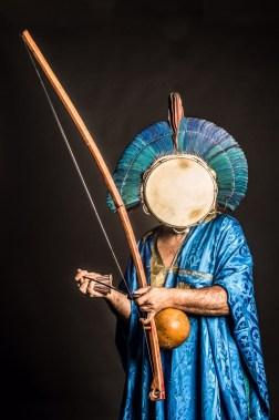 Cyro Baptista-- Solo artist.