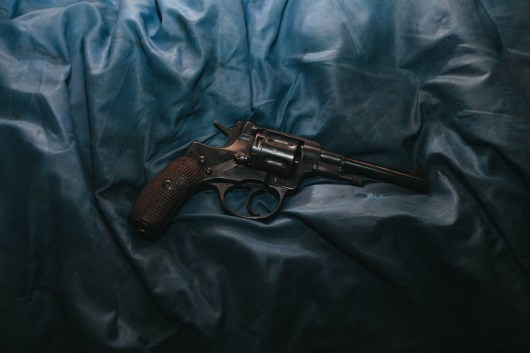 Revolver, Kalush, November 2013